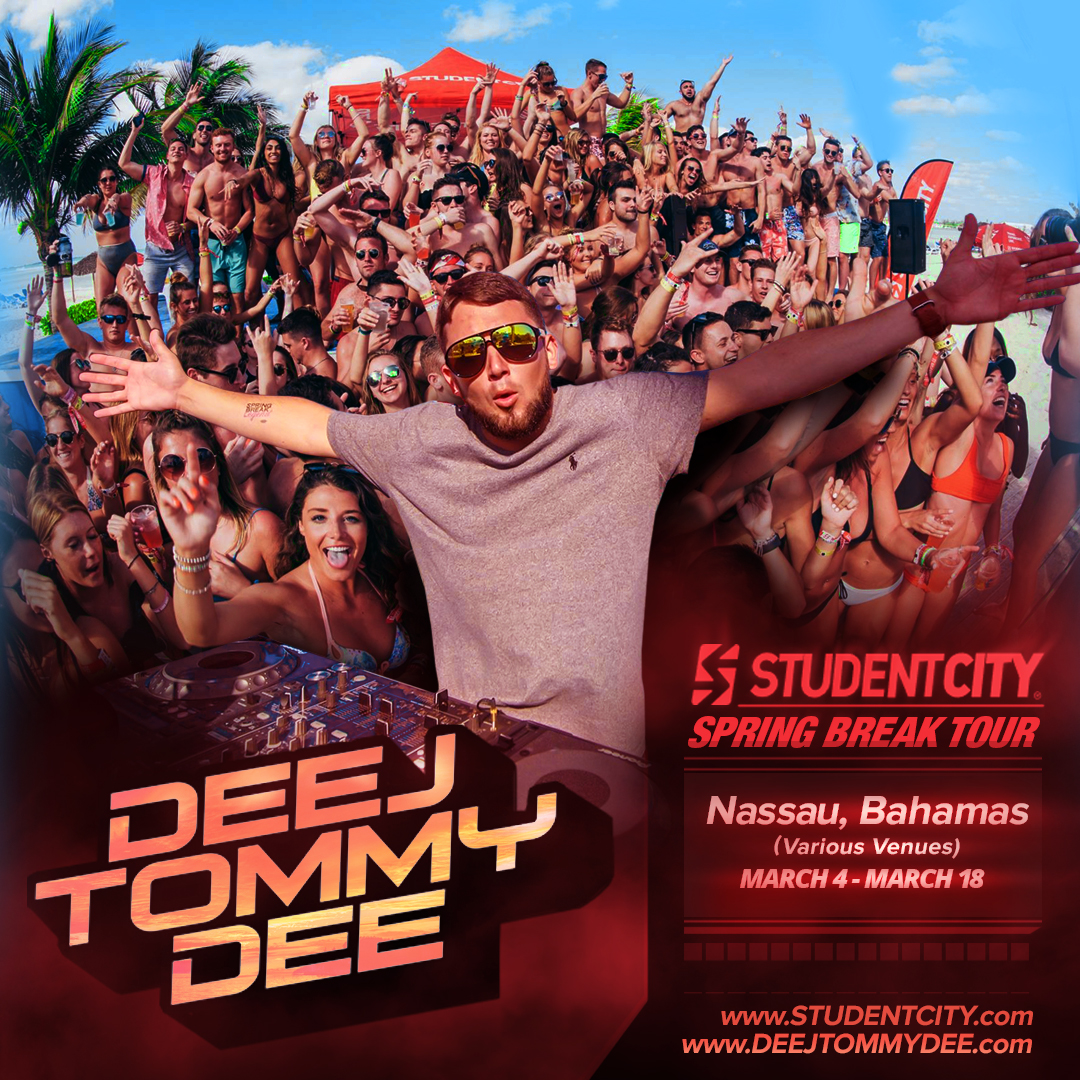 Deej Tommy Dee Student City